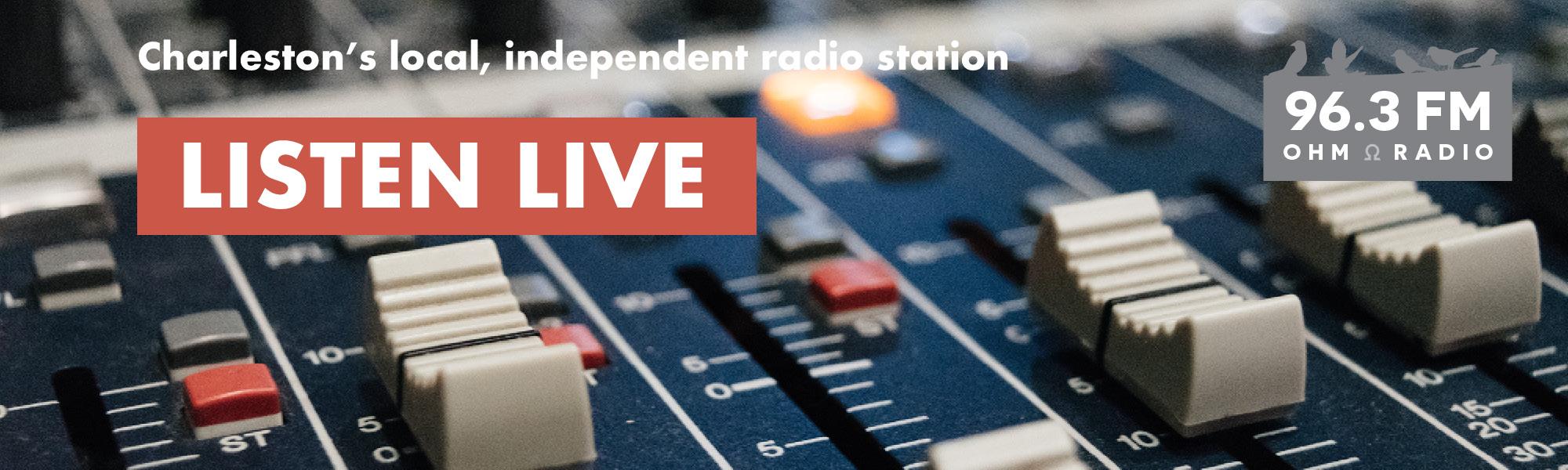 OHM Radio 96 3 FM I Charleston, SC
